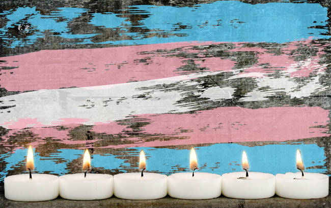 Trans*Day of Remembrance 20. November